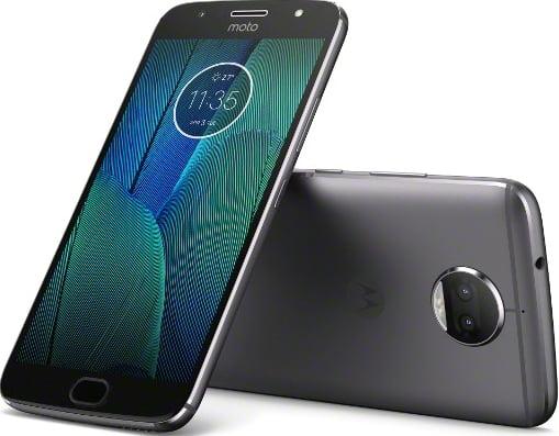 Motorola Moto G5S Plus 64GB Unlocked Smartphone, Blush Gold by MOTOROLA