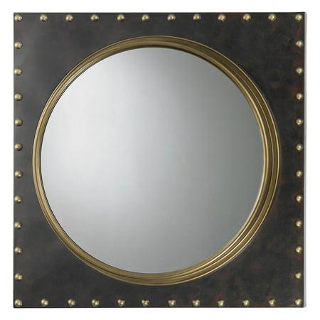 ELK Lighting Porthole Wall Mirror - 25W x 25H in.