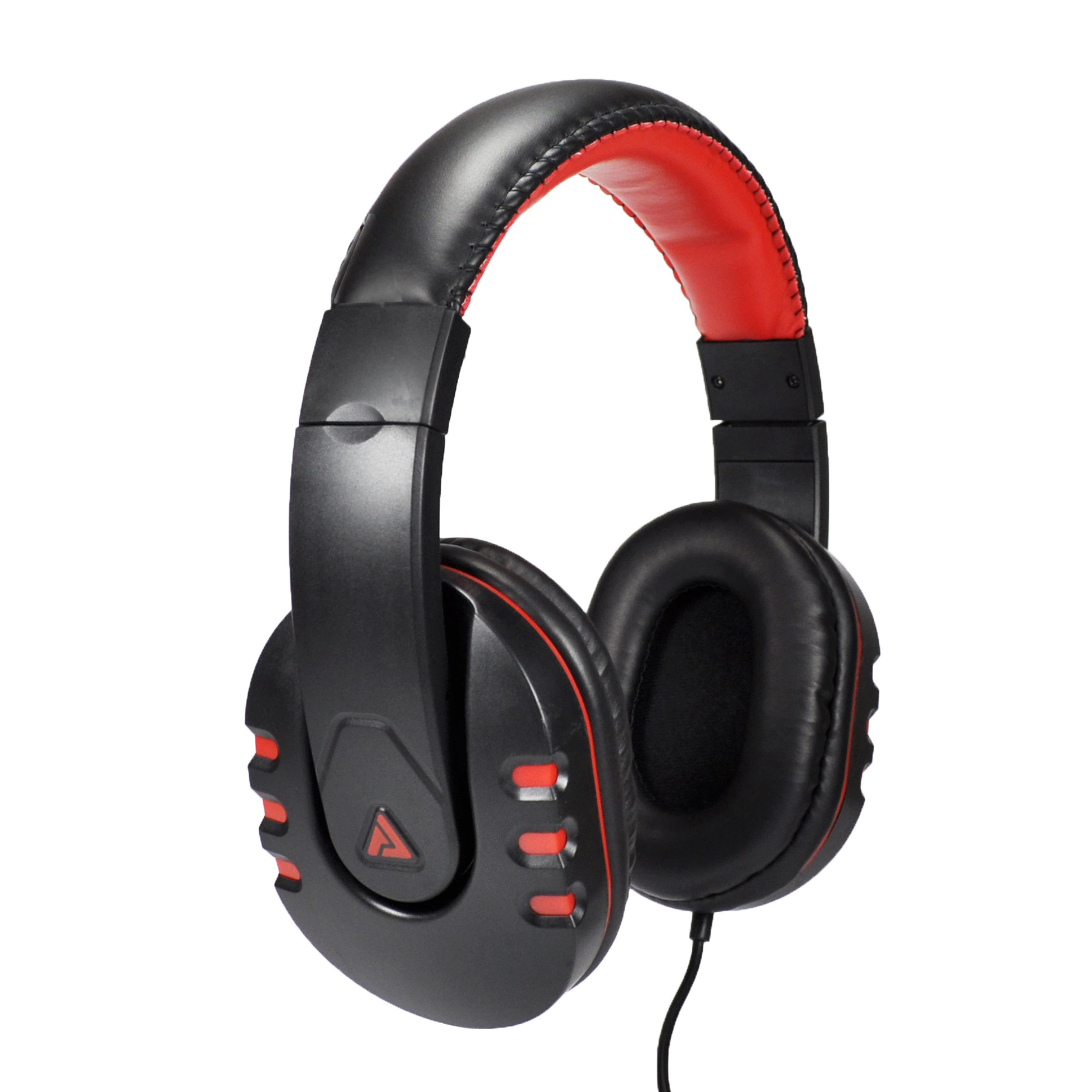 Audio Council Onyx Premium DJ Style Over-Ear Adjustable Headphones