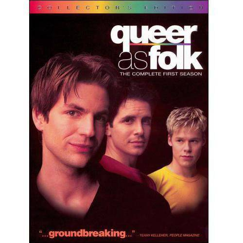 Queer As Folk: The Complete First Season (Widescreen)