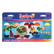 Sculpey III Set, 10-Colors, Multi-Pak Basics