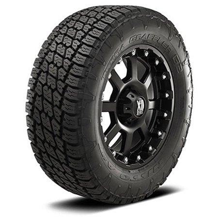 Nitto Terra Grappler G2 Tire 275 55R20xl 117T
