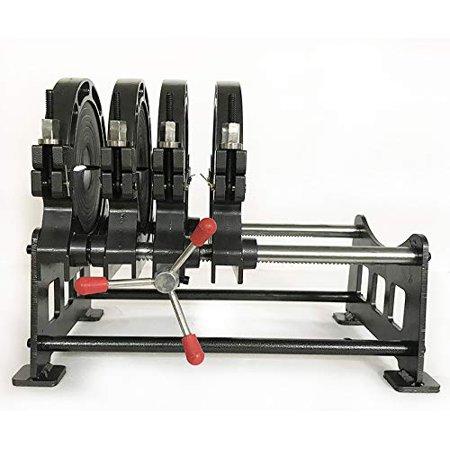 "- Techtongda Pipe Fusion Welder PE HDPE Plastic Pipe Welding Machine 3.54-9.84"" #145020"
