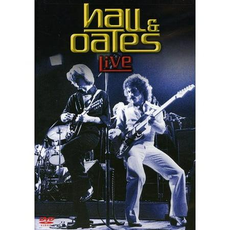 Hall & Oates: Live (Hall And Oates Best Hits)