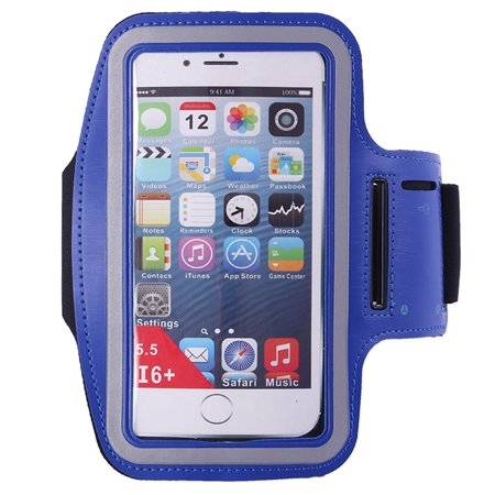 CONNICS Running Arm band Sport Case For Samsung Galaxy S6 S7 Edge S8 J5 A3 A5 Run Man Fitness Hand Phone Bag S5 for iphone 6 10s](Pocahontas Arm Band)