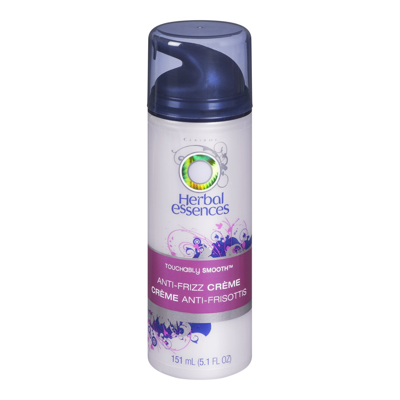 Herbal Essences Touchably Smooth Anti-Frizz Creme 5.1 Fl Oz