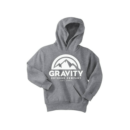 Gravity Outdoor Co Gravity Outdoor Co Youth Hoodie