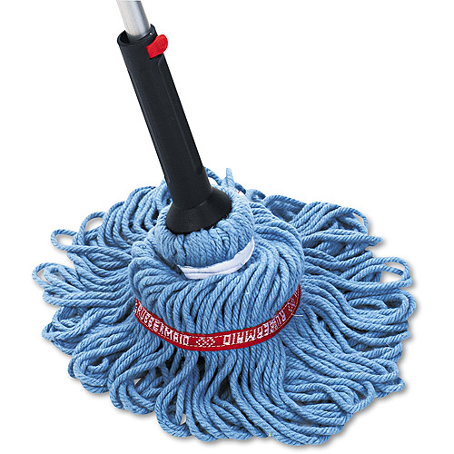 Rubbermaid Commercial Self-Wringing Ratchet Twist Mop