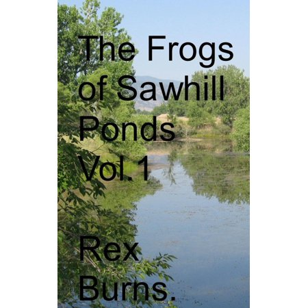 Frog Pond Short (The Frogs of Sawhill Ponds, Vol. 1 - eBook)