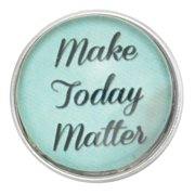 NUGZ Jewelry 94082 Charm - Nugz Snap On - Make Today Matter