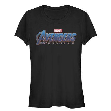 d9880962f25 Marvel - Marvel Juniors  Avengers  Endgame Classic Logo T-Shirt ...