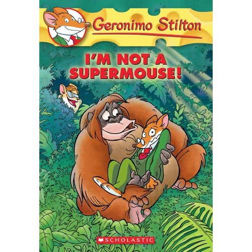 I'm Not a Supermouse!
