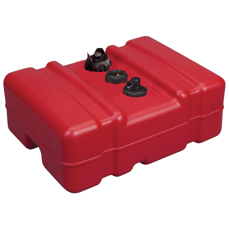 9 Gallon Scepter 08667 Rectangular Fuel Tank