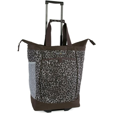 Pacific Coast - Rolling Shopping Tote Bag - Walmart.com b97b859b62f4c