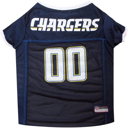 Pets First NFL San Diego Chargers Pet Jersey
