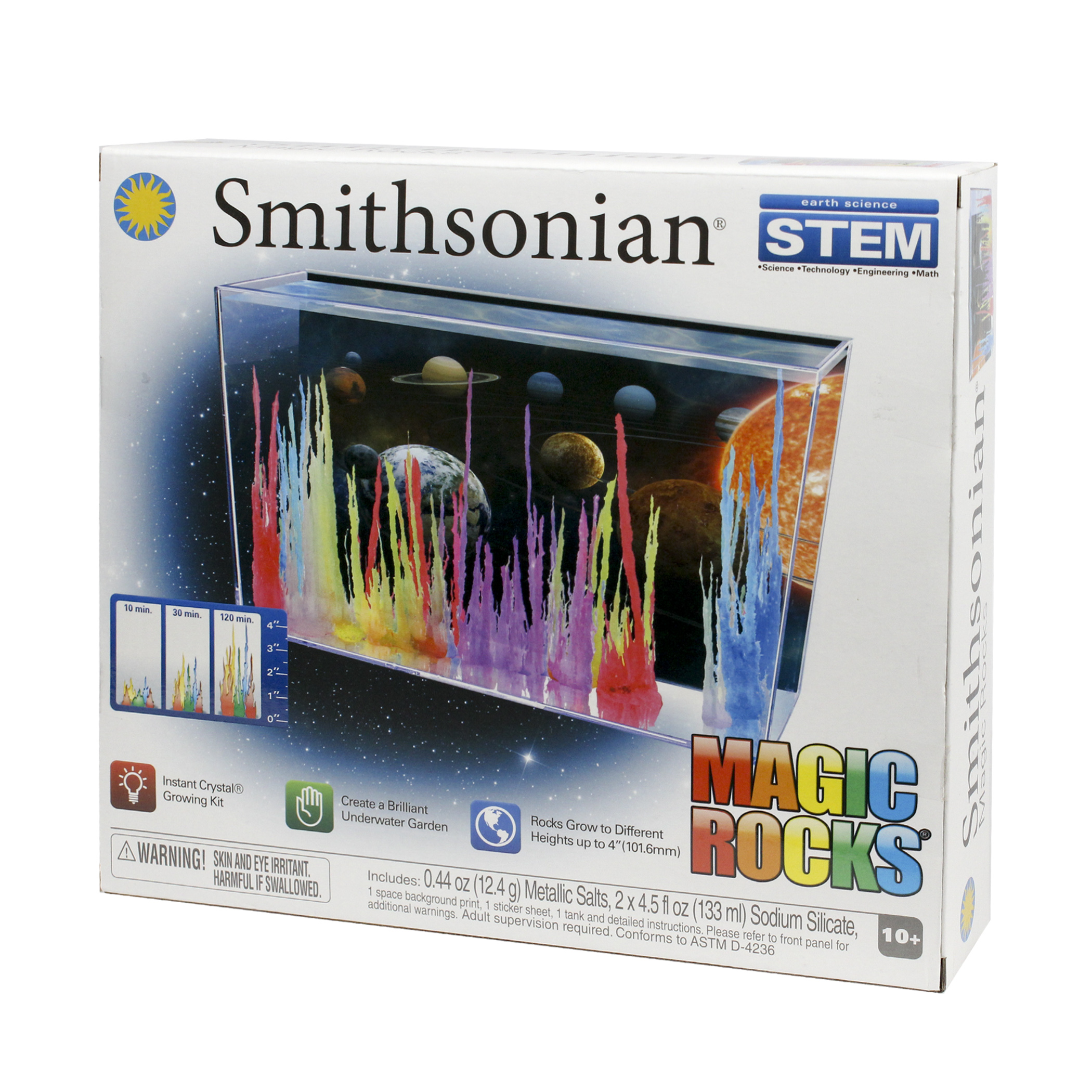 Smithsonian Magic Rocks Kit - Space