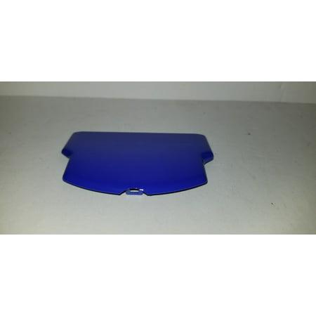 BLUE GLOSS BATTERY COVER LID DOOR FOR PSP 2000 2001 3000 3001 E16