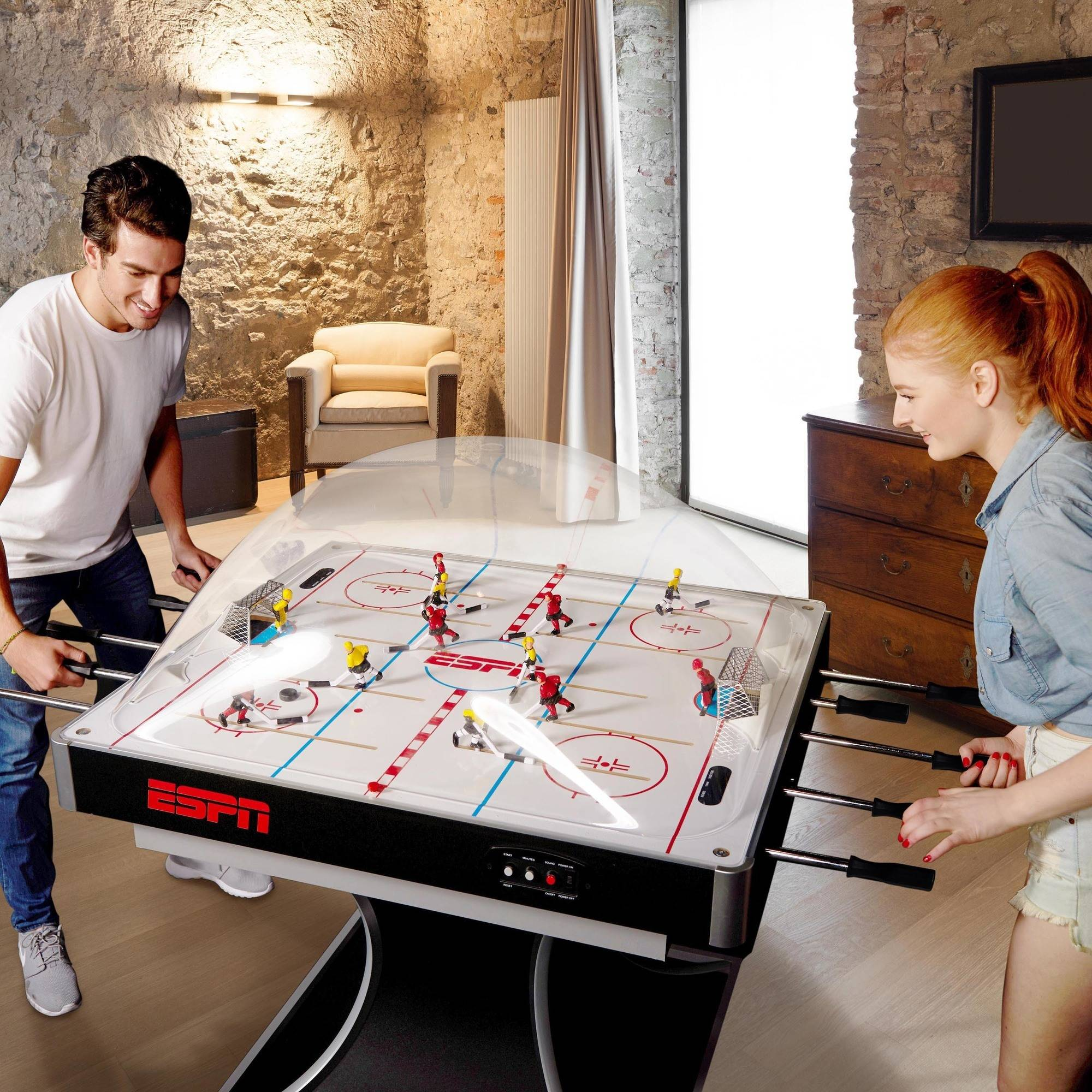 ESPN Premium Dome Hockey Table - Walmart.com