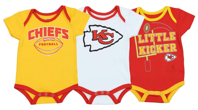 wholesale dealer 214ec 42def NFL Infant Kansas City Chiefs