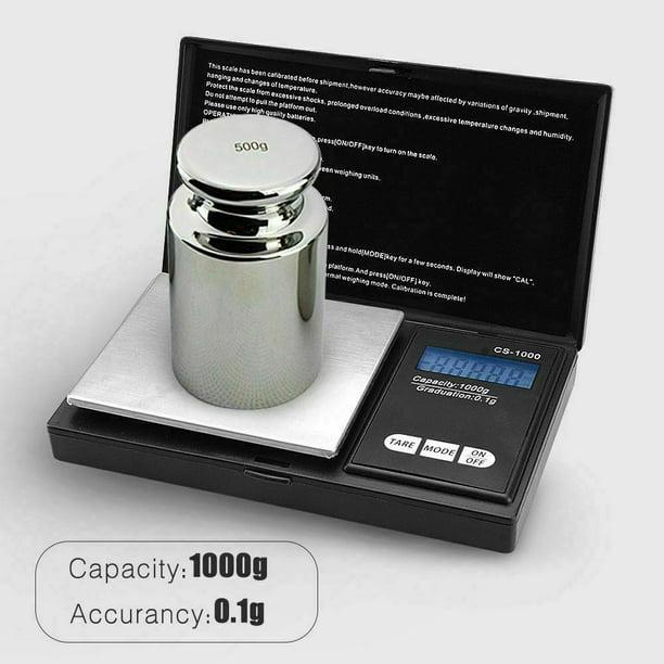 Weigh Gram Scale Digital Pocket Scale,100g by 0.01g ...