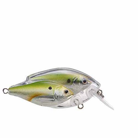 Livetarget Lures Koppers Live Target Threadfin Shad Squarebill  2 3 8
