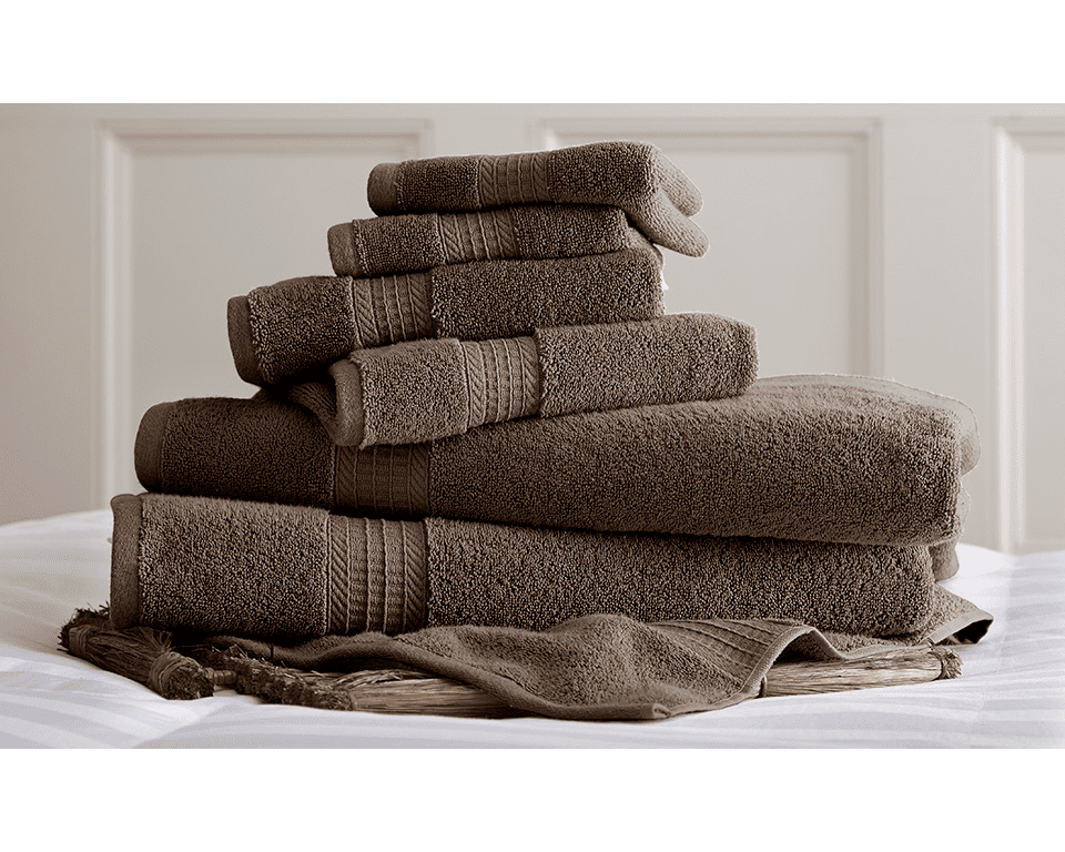 700 GSM Luxury Spa Collection 100-percent Cotton 6-piece Towel Set by Amrapur Overseas Inc.