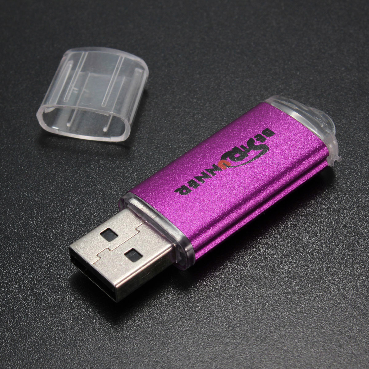 Multi Color 128MB USB 2.0 Flash Memory Stick Pen Drive Storage Thumb U Disk Gift,Red color