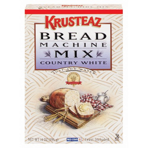 Krusteaz Country White Bread Mix, 14 oz