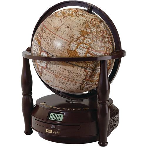 AKAI GL 700 Antique World Globe CD Player