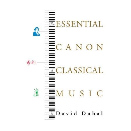 The Essential Canon Of Classical Music Walmart Com border=