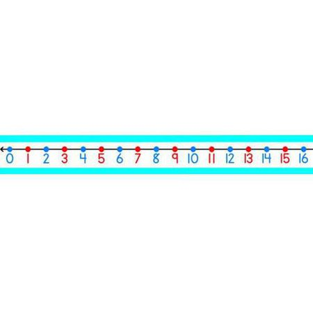 Carson-Dellosa Student Number Line, Pack of 30 Deal