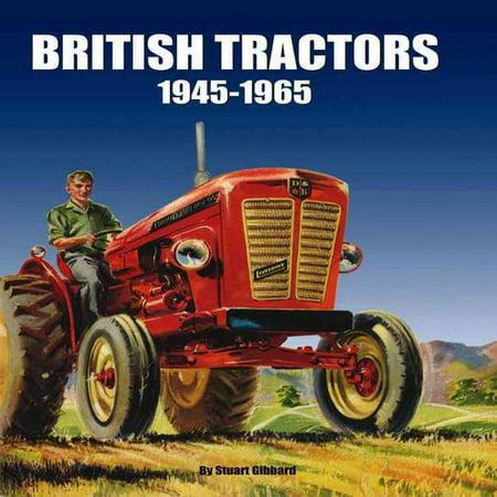 British Tractors 1945-1965