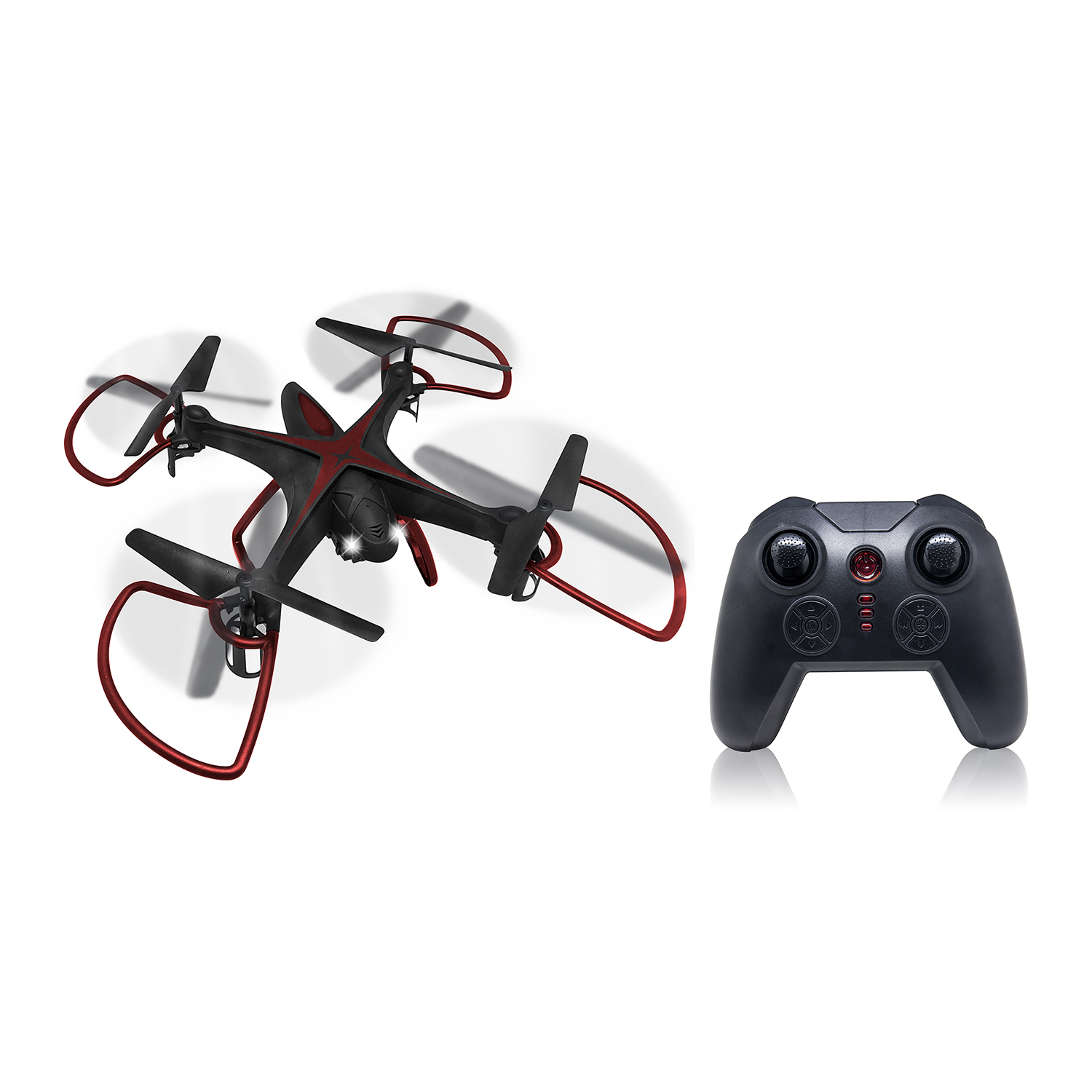 Alta Quadcopter X HD RC Drone 6-Axis with HD Video Camera and