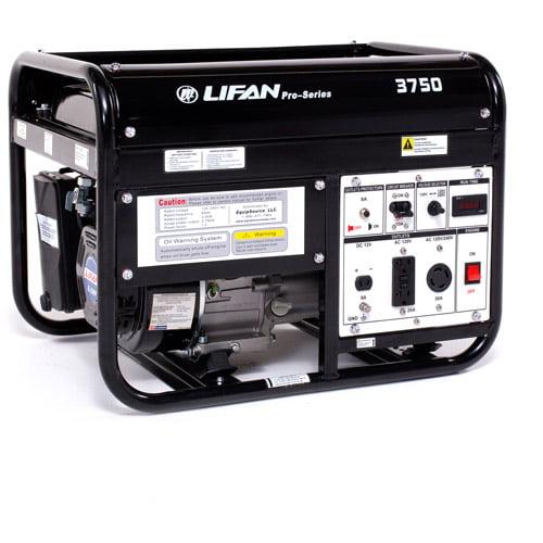 LIFAN Pro-Series 3750W Generator