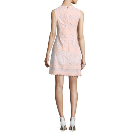 Best Embroidered Lace Dress deal