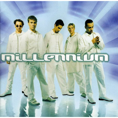 Millennium Backstreet Boys Music Book