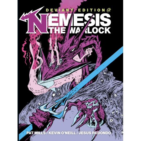 Nemesis The Warlock: Deviant Edition (2000 Ad) (Hardcover)