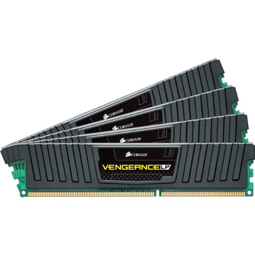CORSAIR CML16GX3M4X1600C7 DDR3 SDRAM Memory Module Corsair CML16GX3M4X1600C7 Corsair RAM Modules