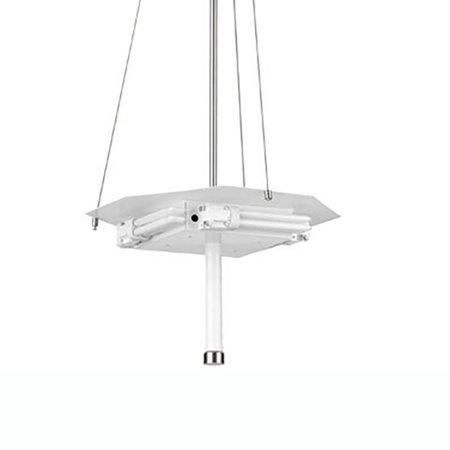 Philips Forecast Taylor 3 Light Ceiling Pendant Fixture, Satin Nickel (Forecast Ceiling Pendant)