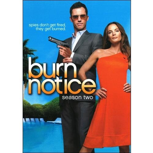 Burn Notice: Season Two (Widescreen)