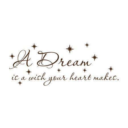 Decal House Quote Cinderella Nursery Decor Wall Decal ...