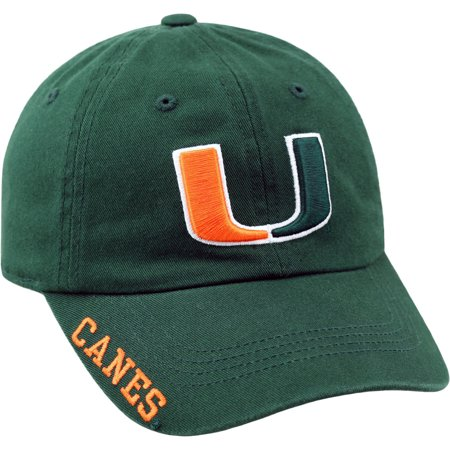 NCAA Men's Miami Hurricanes Home Cap](Miami Costume Shops)