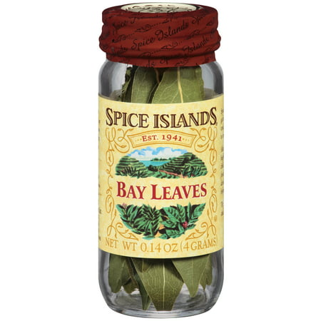 Spice Islands? Bay Leaves .14 oz. Jar