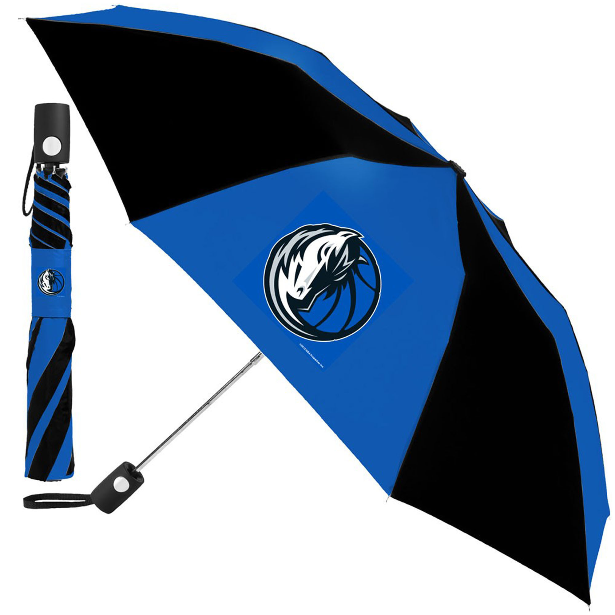 "Dallas Mavericks WinCraft 42"" Folding Umbrella - No Size"
