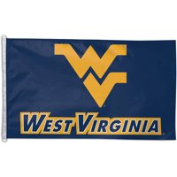 NCAA West Virginia  Team Flag, 3' x 5'