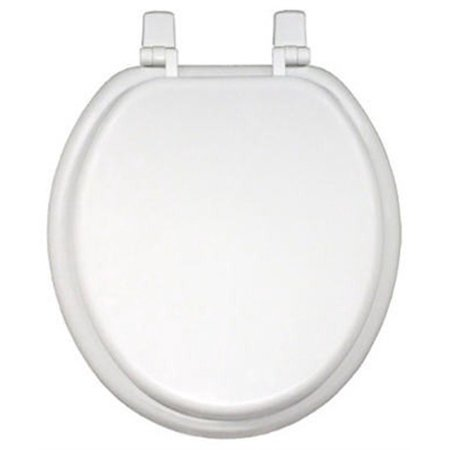 Wood Toilet Seat Walmart.Sunstone International Inc 100 Wht Rd 17 White Wood Toilet Seat