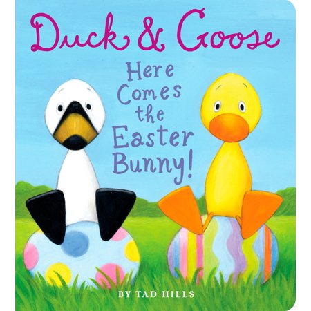 Duck & Goose, Here Comes the Easter Bunny! (Bunny Or Duck)
