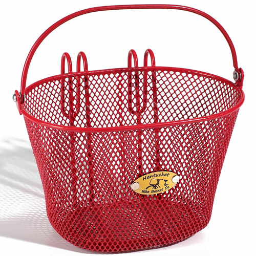 Surfside Children's Mesh Basket, Pink
