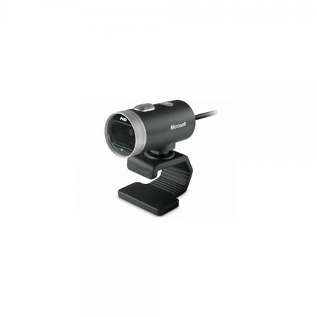 Microsoft Lifecam Cinema 720P Hd Webcam For Business   Black