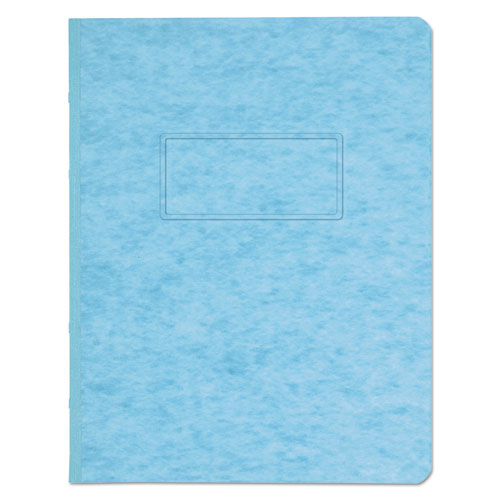"""Universal Pressboard Report Cover, Letter, 3"""" Capacity, Light Blue (UNV80572) by Universal Office Products"""